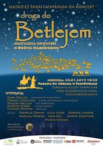 Paniówki: Muzyczna opowieść o Bożym Narodzeniu – droga do Betlejem