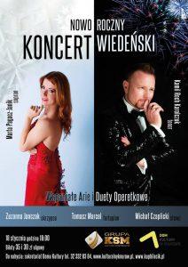 Knurów: Noworoczny Koncert Wiedeński