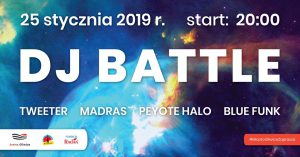 Arena Gliwice: DJ BATTLE – nowa propozycja (nie tylko) dla klubowiczów