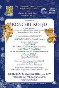 Gierałtowice: Koncert Kolęd