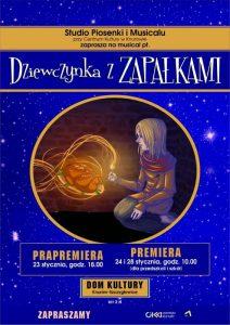 Dom Kultury Knurów-Szczygłowice: Dziewczynka z zapałkami (prapremiera)