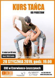 CKE Czerwionka-Leszczyny: Kurs Tańca – od podstaw