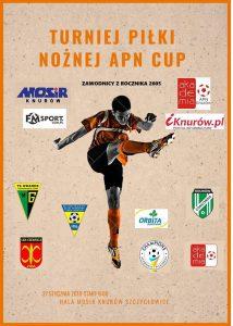 Knurów: Turniej Piłki Nożnej APN CUP 2005