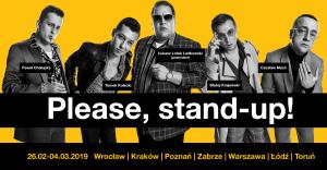 Dom Muzyki i Tańca w Zabrzu: Please, stand-up!