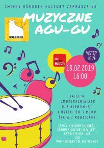 DK Wilcza: Muzyczne AGU-GU