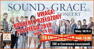 CKE Czerwionka-Leszczyny: Sound'n'Grace - koncert