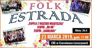CKE Czerwionka-Leszczyny: Folkestrada - koncert
