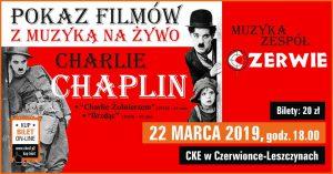 Czerwionka-Leszczyny: Pokaz filmów z muzyką na żywo w CKE