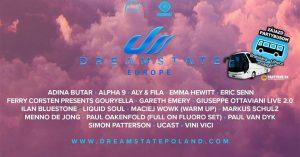 Arena Gliwice: DREAMSTATE EUROPE 2019