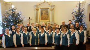 Ornontowice: Koncert jubileuszowy Chóru Jutrzenka