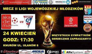 APN Knurów vs Górnik Zabrze - mecz II Ligi Wojewódzkiej Młodzików