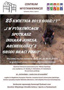 Pyskowice: Wystawa historyczna opracowana przez Błażeja Kupskiego