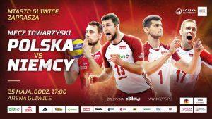 Arena Gliwice: Polska vs Niemcy - mecz towarzyski