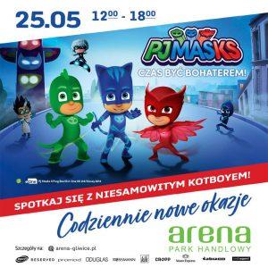 PH Arena Gliwice: Pidżamersi
