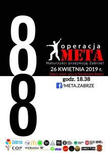 """Zabrze: 8 edycja """"Operacji META"""""""