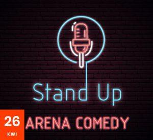 Arena Gliwice: Stand Up – Bartosz Gajda & Tomasz Nowaczyk