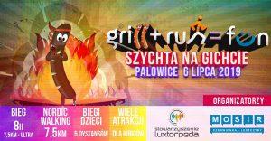 Luxtorpeda Czerwionka-Leszczyny: Grill + Run = Fun 2019 - festiwal biegowy