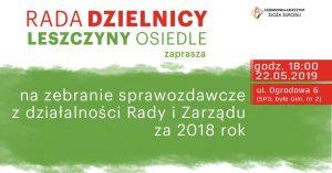 Czerwionka-Leszczyny: Podsumowanie 2018 r. i plany na 2019 r. w Leszczynach