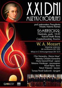 Knurów: XXI Dni Muzyki Chóralnej