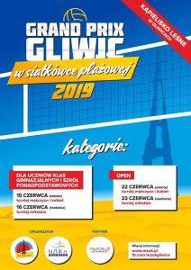 Gliwice: Grand Prix w siatkówce plażowej
