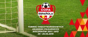 Chorzów: Copa Española – Międzynarodowy Turniej Akademii Piłkarskich na Stadionie Śląskim