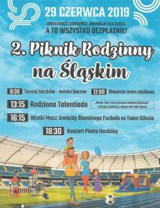 Chorzów: II Piknik Rodzinny na Śląskim, czyli wielkie granie dla każdego