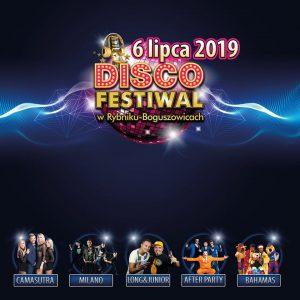 Rybnik: II Disco Festiwal