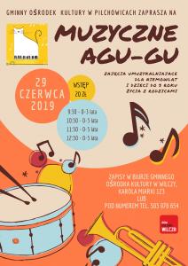 GOK Pilchowice: Muzyczne Agu-Gu