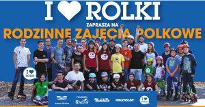 Arena Gliwice: Rodzinne zajęcia rolkowe z I Rolki