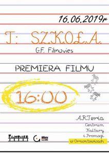 Arteria Ornontowice: Premiera G.F. Filmovies 2019