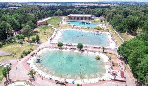 Gliwice: Start Sezonu Kąpieliska Leśnego
