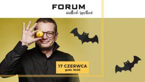 CH Forum Gliwice: Spotkanie autorskie z Marcinem Mellerem