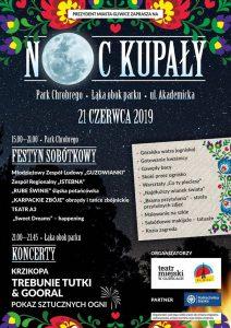 Gliwice: Noc Kupały