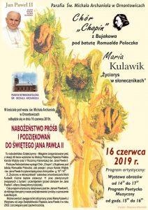Ornontowice: Nabożeństwo próśb i podziękowań do świętego Jana Pawła II