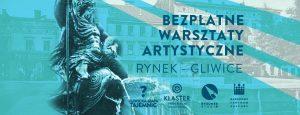 Gliwice: Bezpłatne warsztaty artystyczne - Fontanna Neptuna