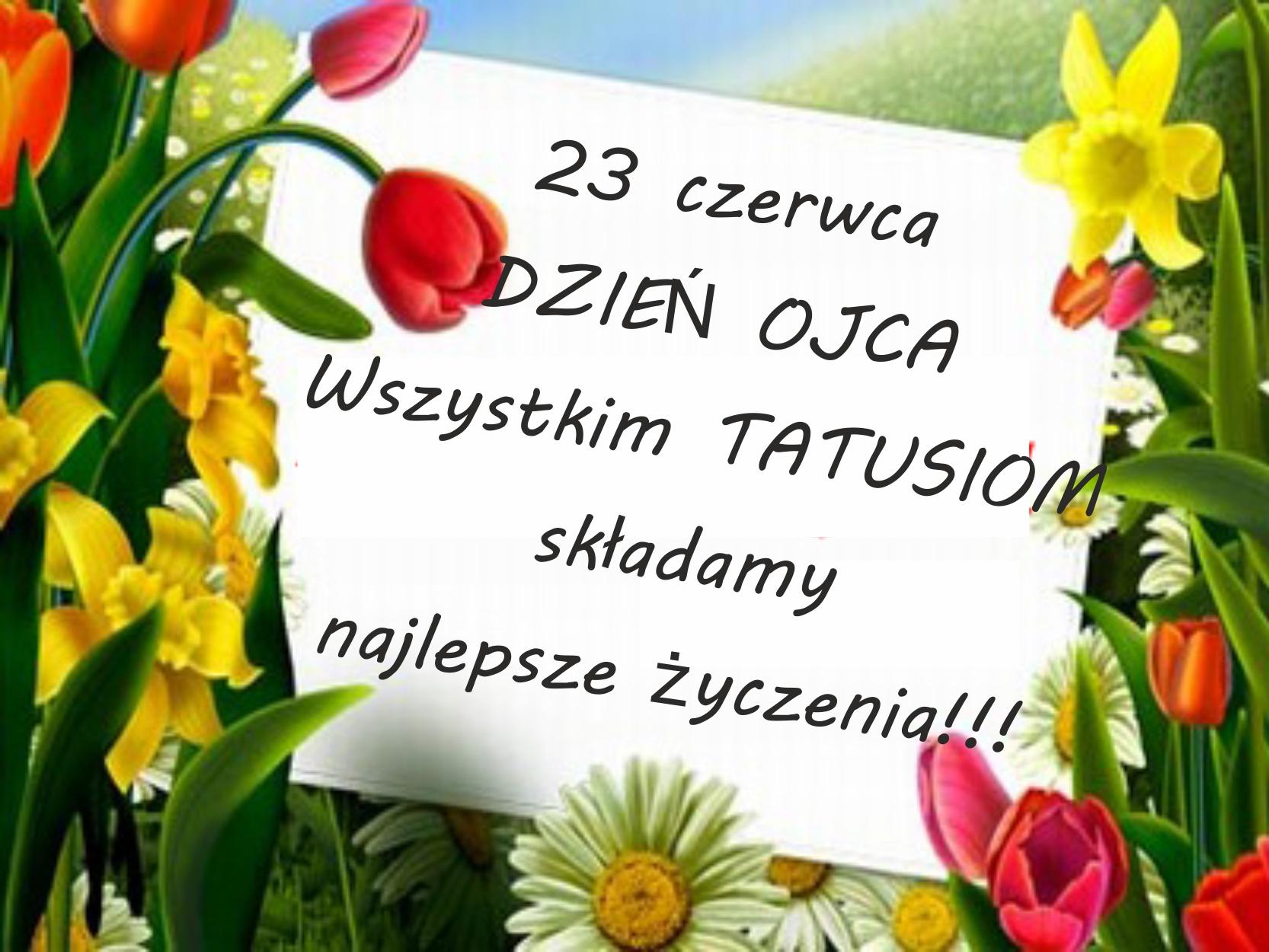 23 czerwca – DZIEŃ OJCA ! | IKNW - iKnurów.pl