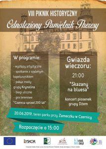 Powiat Rybnicki: VIII Piknik Historyczny w Czernicy