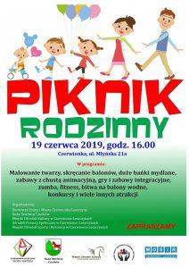 Czerwionka-Leszczyny: Piknik rodzinny