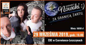 CKE Czerwionka-Leszczyny: Kabaret Nowaki