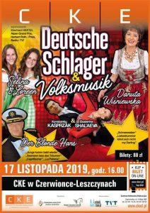 CKE Czerwionka-Leszczyny: Deutsche Schlager & Volksmusik