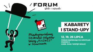 CH Forum Gliwice: Wieczór Stand-Up – Gajda & Jachimek