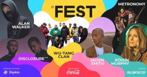 Chorzów: Fest Festival 2019