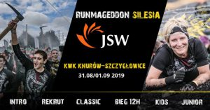 Knurów: Runmageddon Silesia JSW S.A. w Szczygłowicach