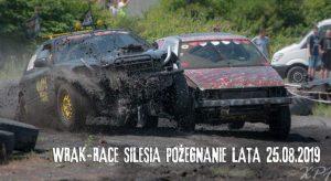 Gliwice: Pożegnanie z Latem Wrak-Race Silesia