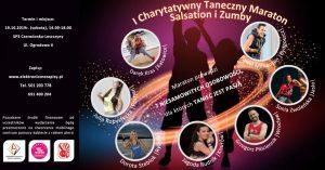 Czerwionka-Leszczyny: I Charytatywny Maraton Taneczny Salsation i Zumby