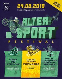 Kamień: 3. edycja Alter Sport Festiwal
