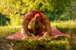 Arena Gliwice: Joga na trawie