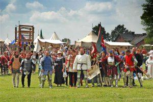 Chudów: XIX Jarmark Średniowieczny na Zamku w Chudowie