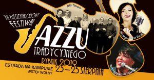 Rybnik: XII Międzynarodowy Festiwal Jazzu Tradycyjnego