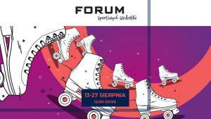 Gliwice: Jeździmy na wrotkach w CH Forum!